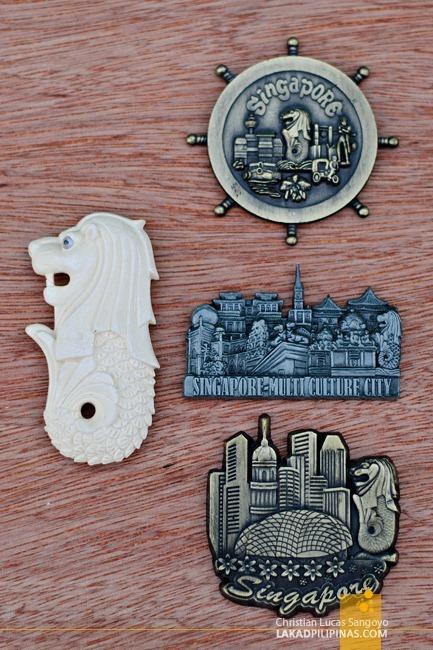 Singapore Ref Magnet Souvenirs