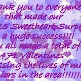 WBFJ 2015 Sweetheart Surprise