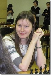 Natalia Pogonina - Russia