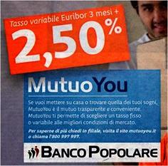 mutuo you banco popolare