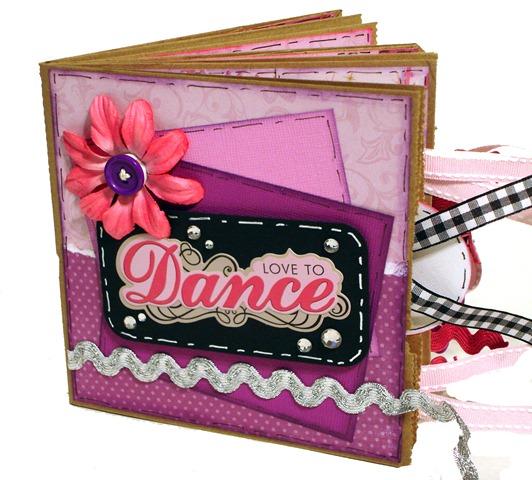 Dance Scrapbook 1