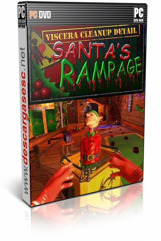Viscera Cleanup Detail Santas Rampage-iNLAWS | 2013 | Eng | PC-Full | MEGA-PUTLOCKER-GAMEFRONT+