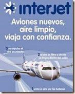 Promociones de Interjet