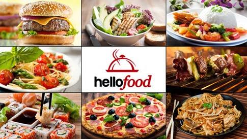 Hellofood comida a domicilio