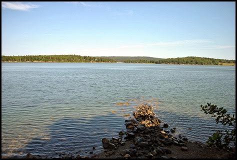 02g -Pretty Marsh Rt 102 - Acadia shore - view across the harbor