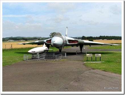 Avro 698 Vulcan B.2A Nuclear Bomber 1963.