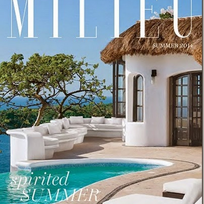 MILIEU Summer 2014 issue