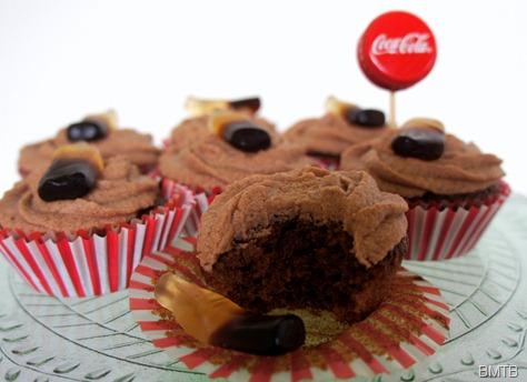 Coke Cupcakes 3