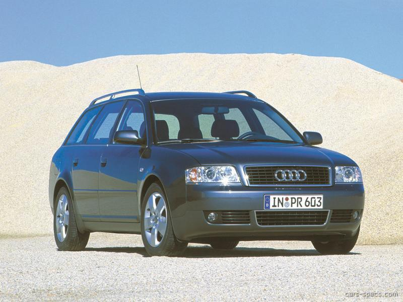 2004 audi a6 wagon specifications pictures prices. Black Bedroom Furniture Sets. Home Design Ideas