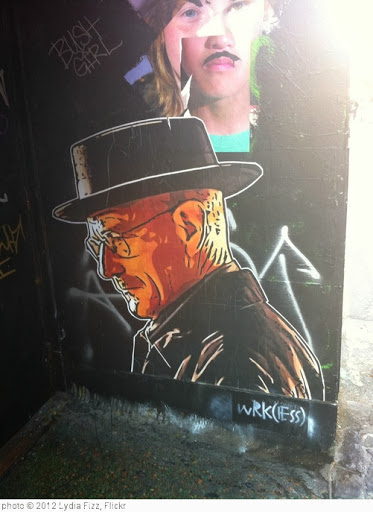 'Breaking Bad graffiti' photo (c) 2012, Lydia Fizz - license: http://creativecommons.org/licenses/by/2.0/