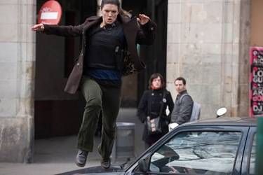 Haywire: Gina Carano is Mallory Kane