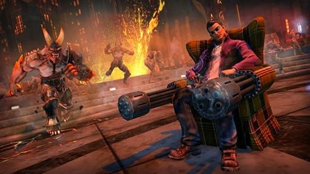 Saints Row Gat Out of Hell So kommen Sie zu allen 7 Deadly Sin Waffen 01