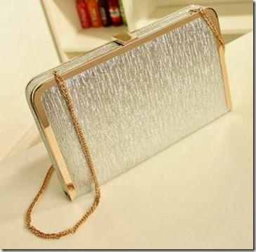 ID 3857 Silver (189.000) - PU Leather, 29 x 18 x 4