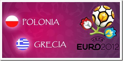 POLONIA VS GRECIA EURO 2012 GRATIS