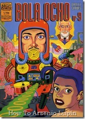 P00010 - Daniel Clowes - Bola Ocho #9
