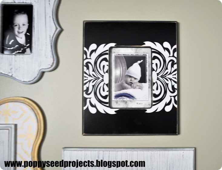 Brayden 5x7 Damask Frame copy