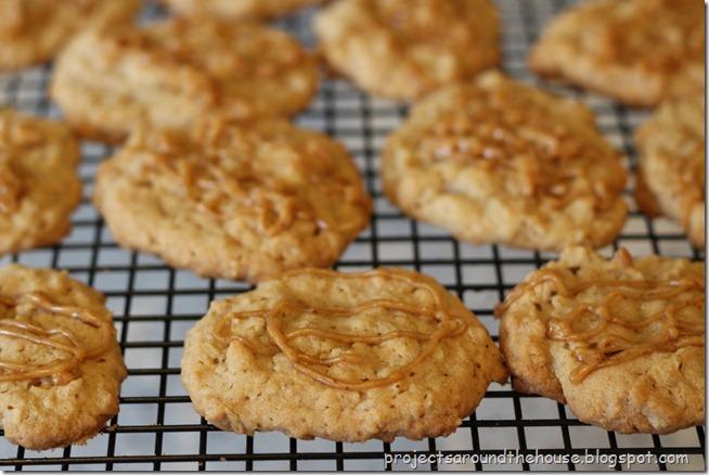 peanut butter oatmeal cookie 2