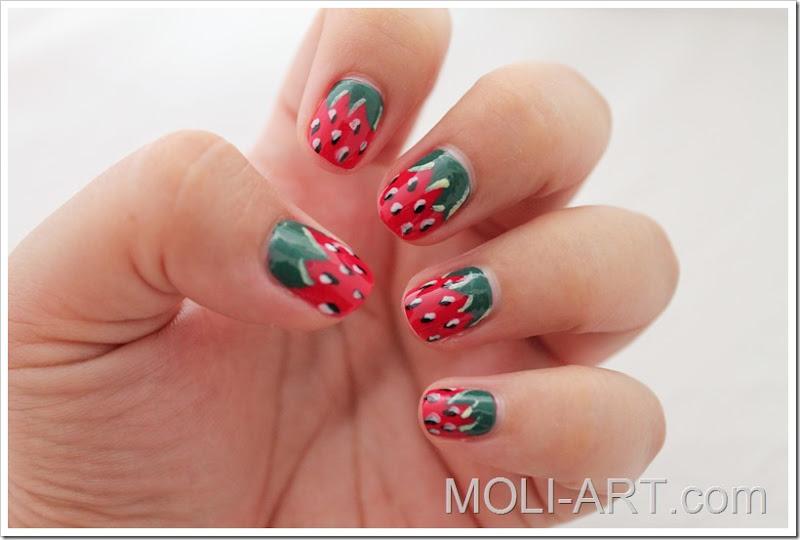 uñas-de-fresa-nail-art-manicura-verano