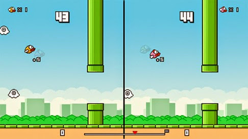 Flappy Bird Family disponible en Amazon App Store