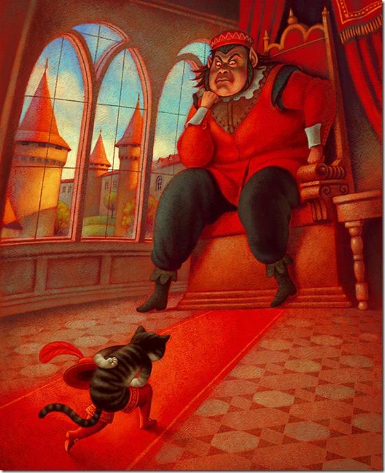 El Gato con Botas,El gato maestro,Cagliuso, Charles Perrault,Master Cat, The Booted Cat,Le Maître Chat, ou Le Chat Botté (94)