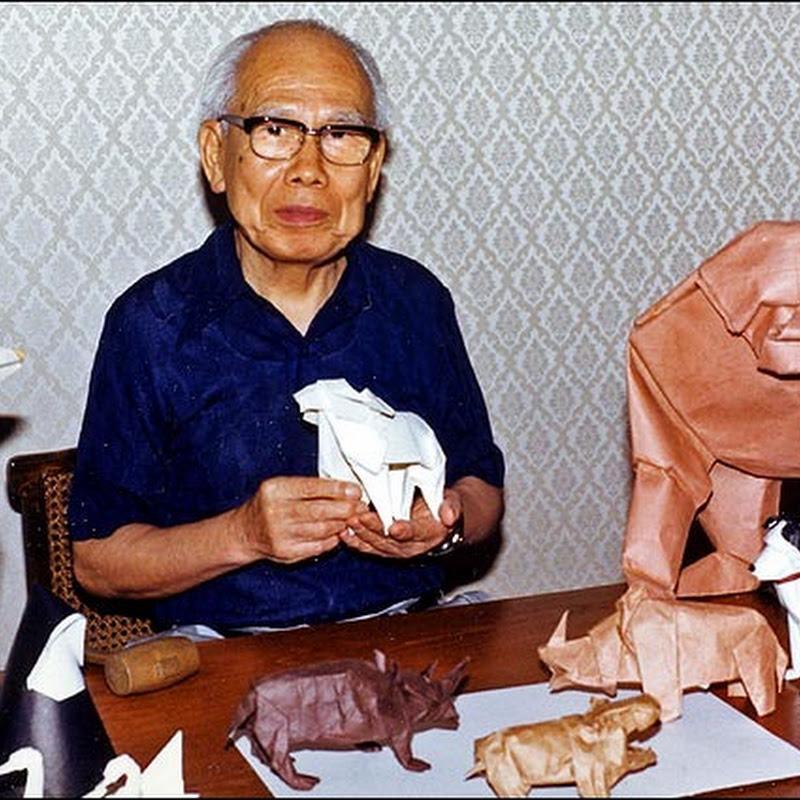 Akira Yoshizawa: The Master of Origami