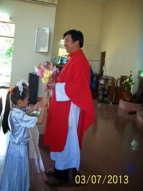 Lễ Kính Thánh Phêrô Và Thánh Phaolô tại Giáo Xứ Đa Lộc