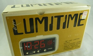 Lumitime CC-11 clock box