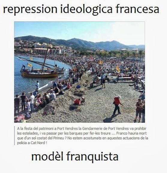 repression politica francesa