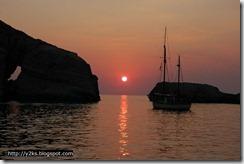 Tramonto spettacolare - Fungus rock - Gozo