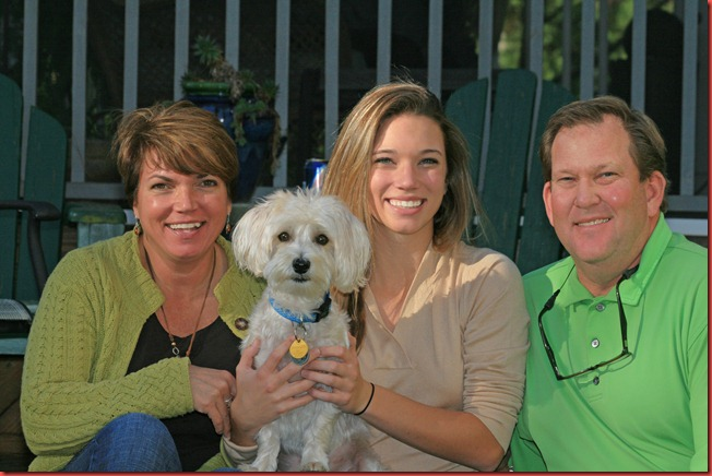McClurg Family Photo 2012