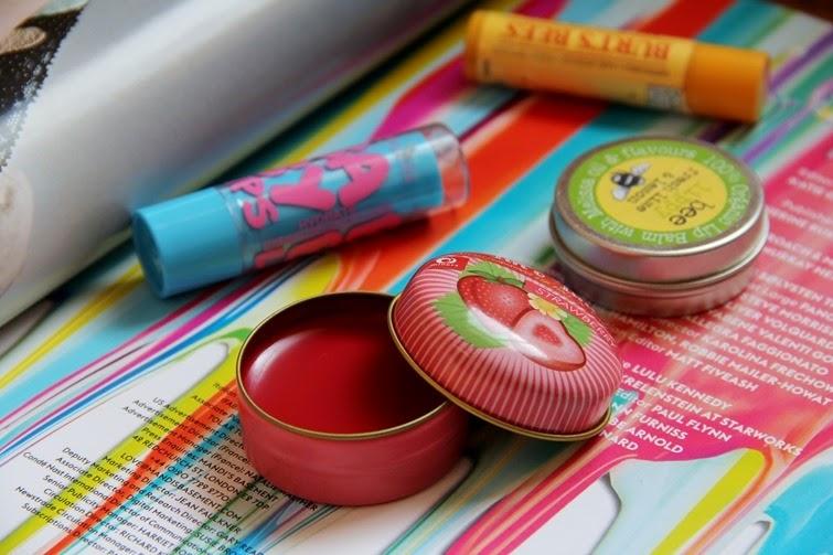 Best Lip Blams