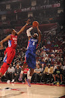 lebron james nba 130217 all star houston 47 game 2013 NBA All Star: LeBron Sets 3 pointer Mark, but West Wins