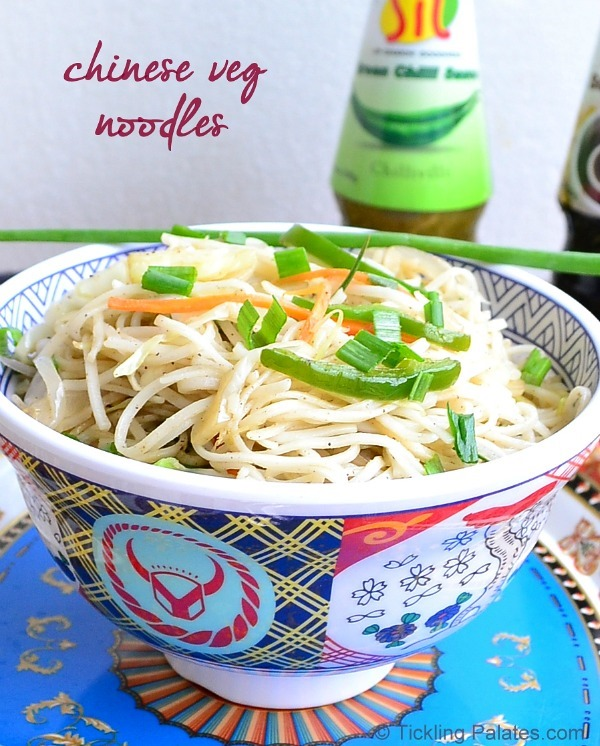 how to cook veg noodles