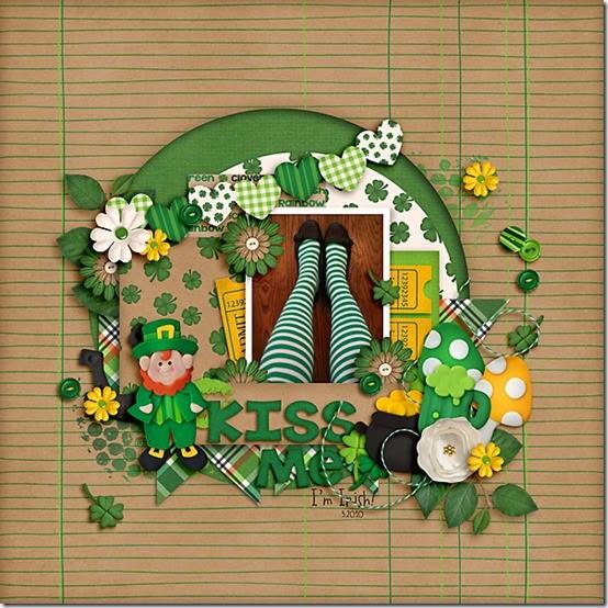 Kiss Me I'm Irish2010