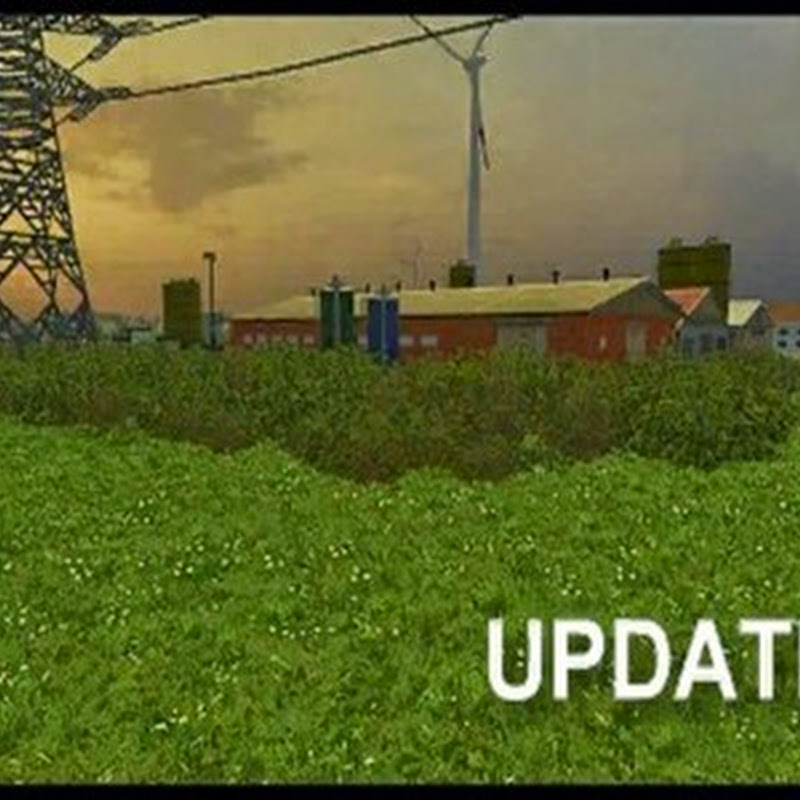Farming simulator 2013 - Kreis Unna Map v 1.2 Multifruit