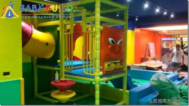 BabyBuild 室內兒童遊戲區地板防護(EVA地墊)施工