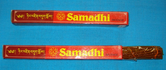 Samadhi incense(small)