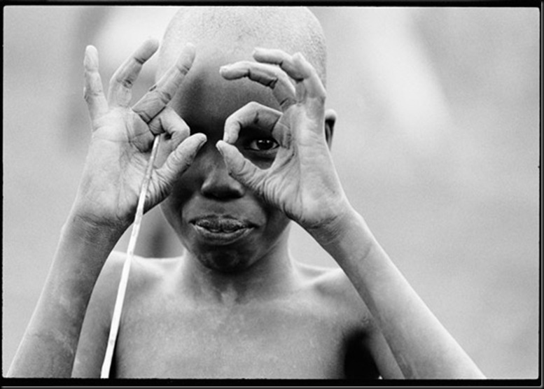 Photographer, Southern Sudan 1993