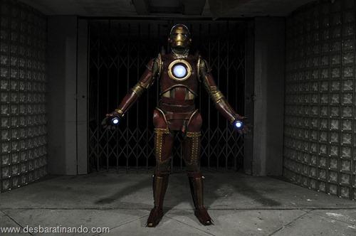 armadura iron man homem de ferro steam punk desbaratinando  (2)