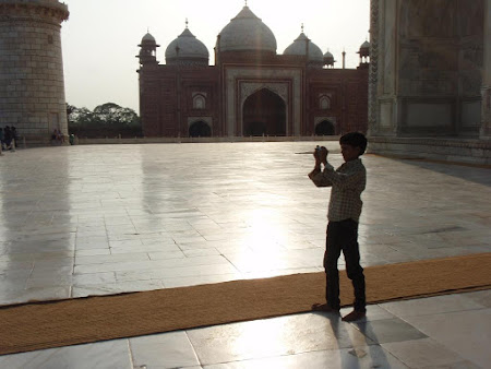 India: photos of Taj Mahal