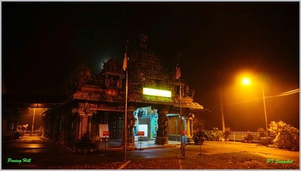 升旗山印度庙