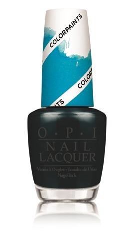 OPI Turquoise Aesthetic