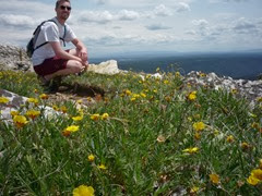 The beginning of my epic hike to Medicine Bow Peak in Southern Wyoming. I ended up getting lost and walking for miles before I found someone who could drive me back to my car! Thankfully, I got there just before sundown.