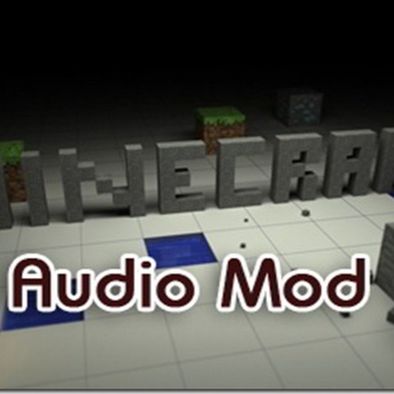 Minecraft 1.3.2 - AudioMod 1.3.2