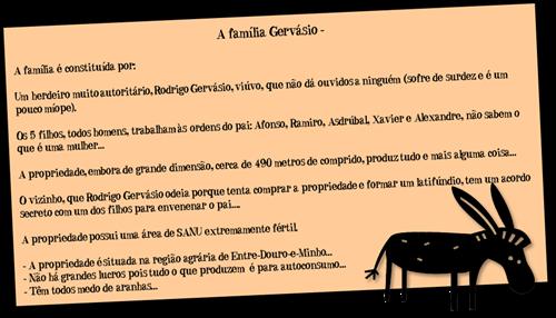 Família Gervásio