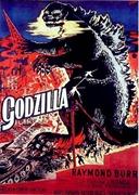 affiche Godzilla 1954