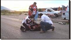 03 IMAG. CANINO OCASIONA ACCIDENTE EN CARRERA A GRAL CEPEDA.mp4_000024858