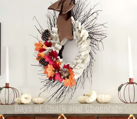 fall mantel 1