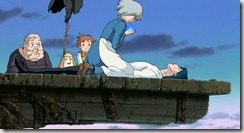 Howls Moving Castle Returning His Heart