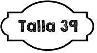 01 TALLA 39